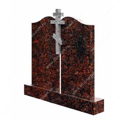 Памятник в виде креста ПК-012