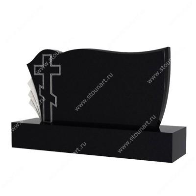 Памятник в виде креста ПК-022