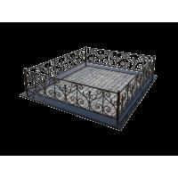 Кованные ограды на места захоронения