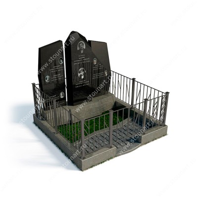 Мемориальный комплекс МК-16
