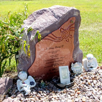 Могильный камень МК-012