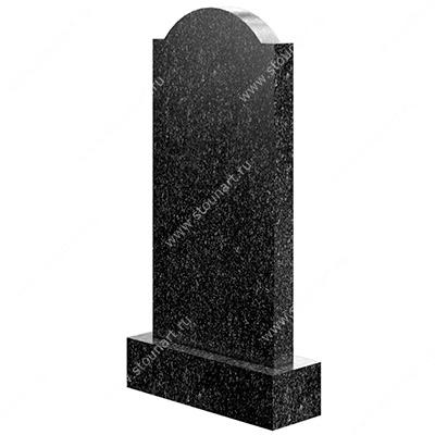 Горизонтальный памятник из гранита ВП-002