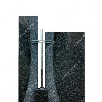 Памятник с крестом ПК-004