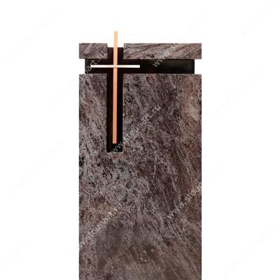 Памятник с крестом ПК-005