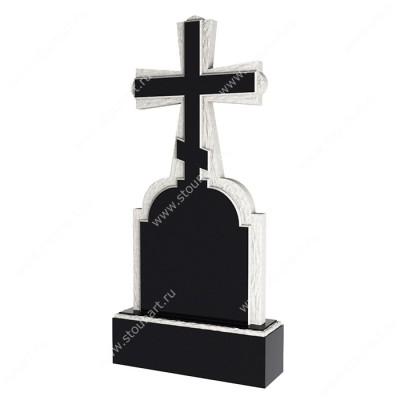 Памятник в виде креста ПК-007