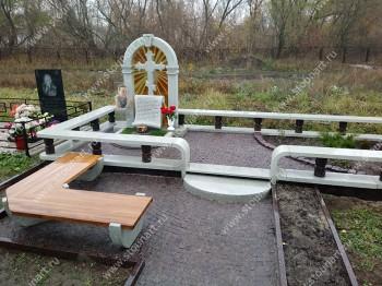Скульптуры ангела на могилу